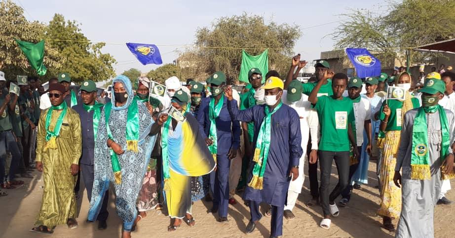 """Tchad : Le bureau de soutien au MPS """"DOUL BARID"""" installe deux sous-coordinations à N'Djamena"""