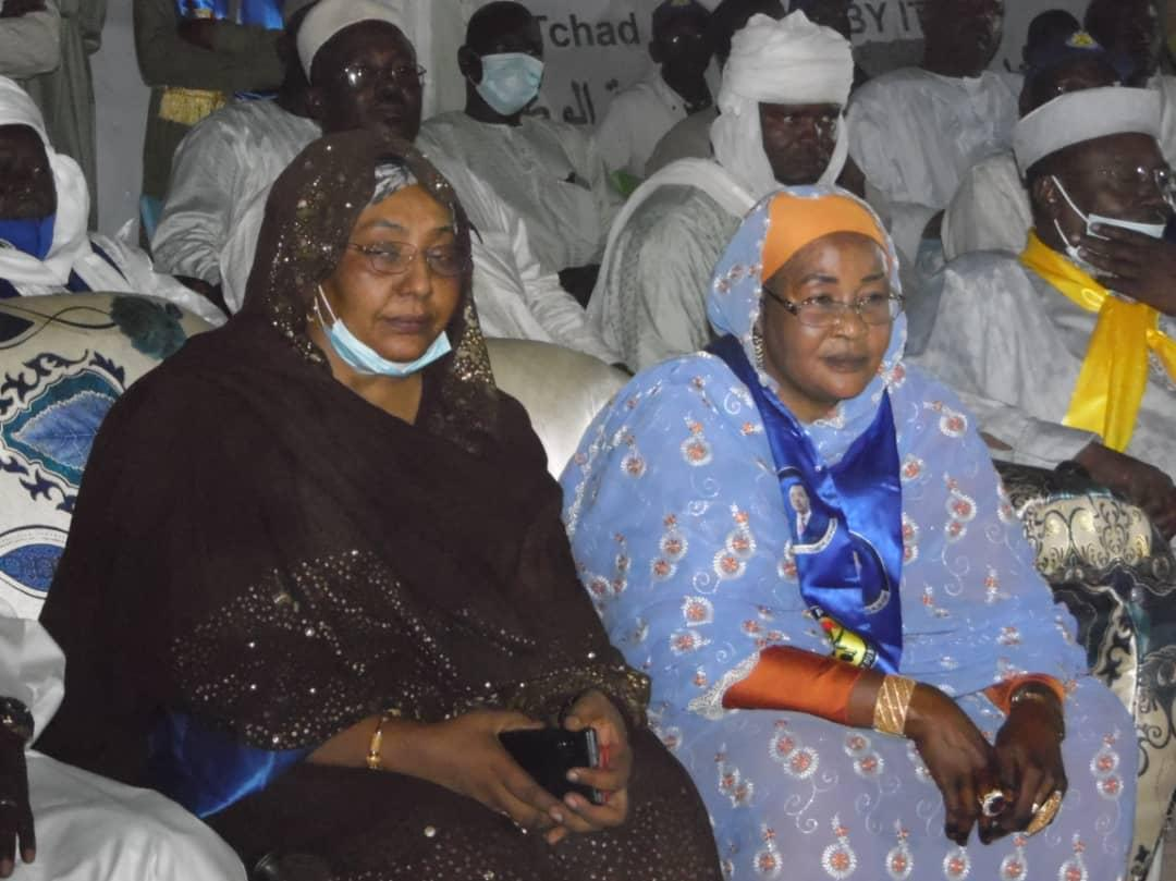 Tchad : le chef de mission du MPS du Ouaddaï, Alio Abdoulaye Ibrahim, est arrivé à Abéché
