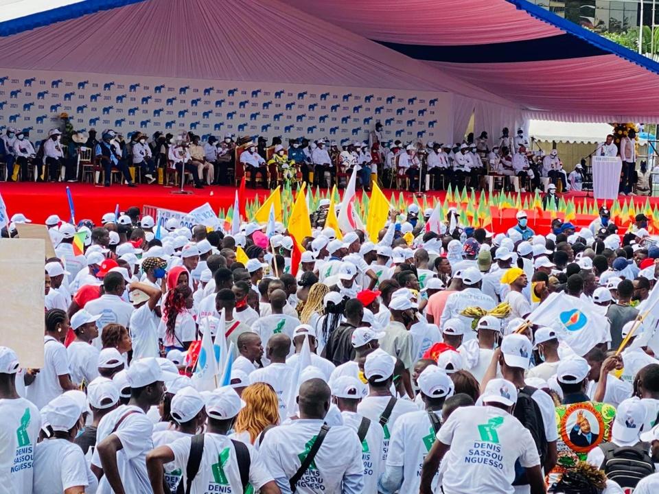 Congo : Les Brazzavillois adhèrent massivement à la vision de Denis Sassou-N'Guesso