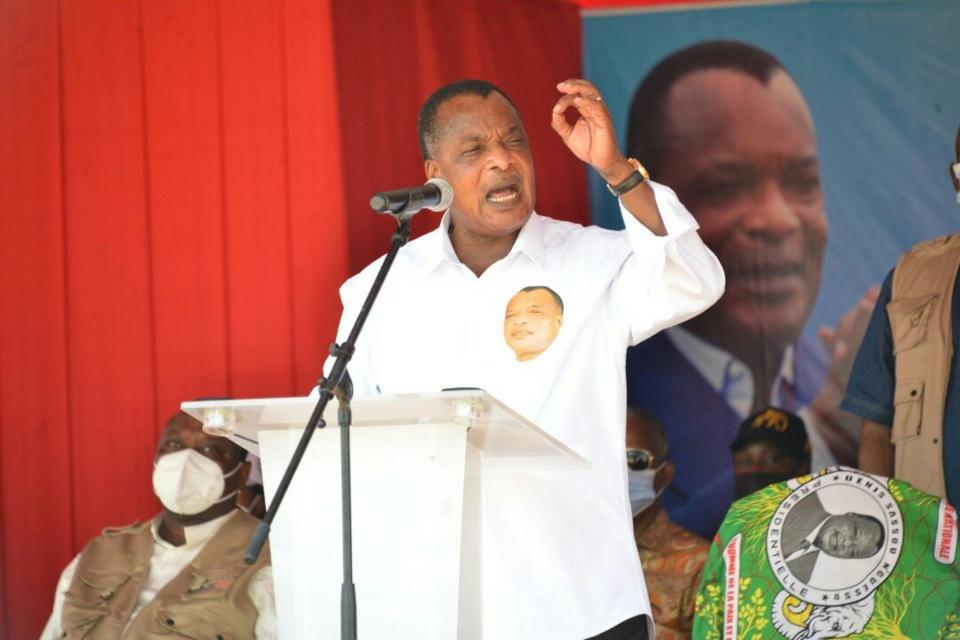 Denis Sassou Nguesso. © DR