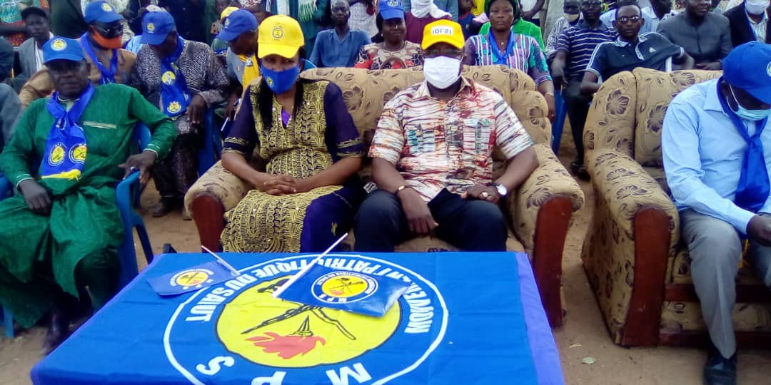 Campagne électorale au Tchad : Me. Padaré à la conquête de l'électorat à Gagal