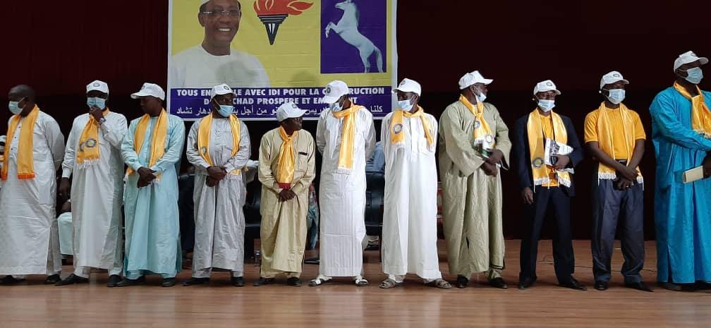 """Tchad : Le """"Cheval Gagnant"""" (bureau de soutien au MPS), lance officiellement ses activités"""