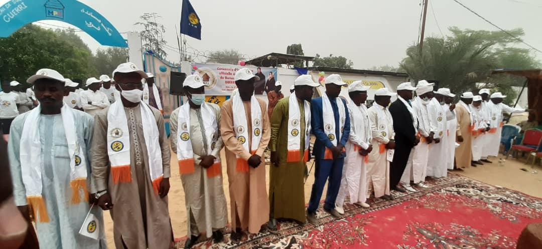 """Élections au Tchad : le bureau de soutien """"Guerri"""" se mobilise pour la campagne"""