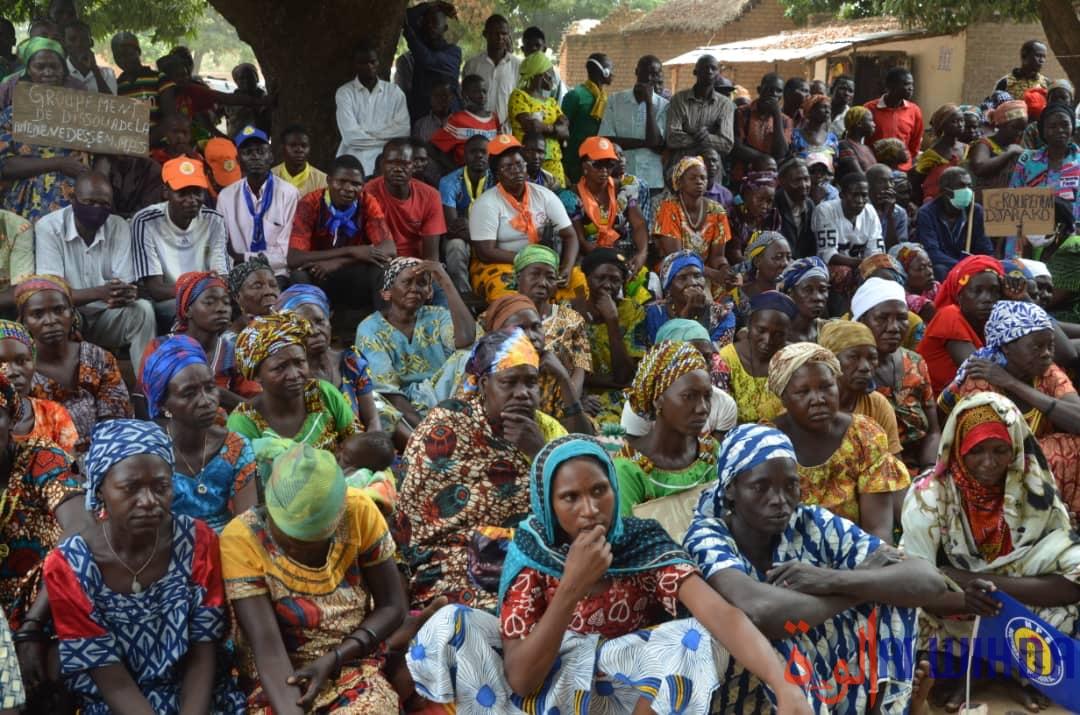 Élections au Tchad : des missions de sensibilisation dans les villages du Logone Occidental