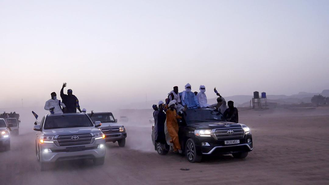 Présidentielle au Tchad : Mahamat Abali Salah mobilise le Tibesti en faveur du candidat Idriss Deby