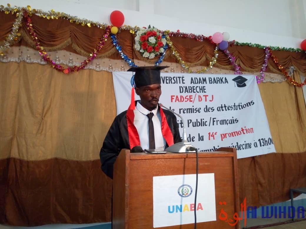 Tchad : 29 étudiants en droit public reçoivent leur parchemin à Abéché