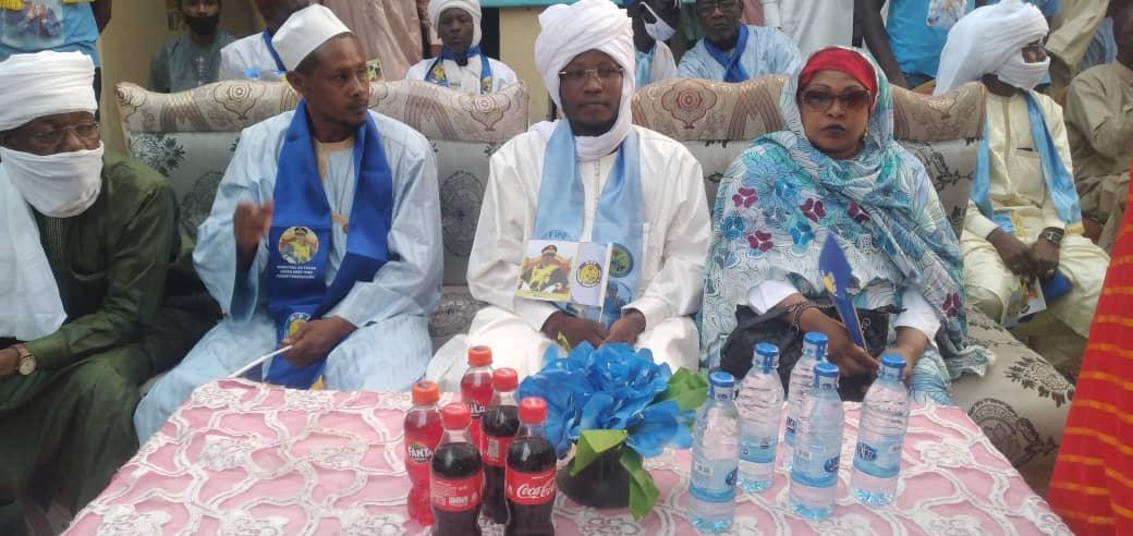 Tchad : les jeunes du FJPD se mobilisent au Batha pour la campagne
