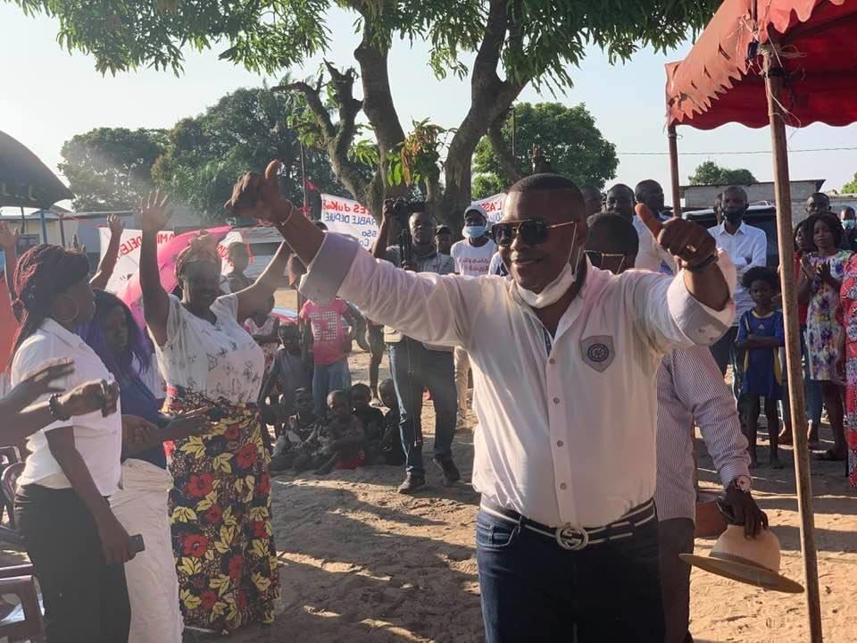 Congo : Tié Tié 2 parmi les meilleures directions locales de campagne électorale du candidat Denis Sassou-N'Guesso