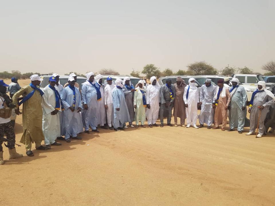 Élections au Tchad : mission de sensibilisation des électeurs au Batha