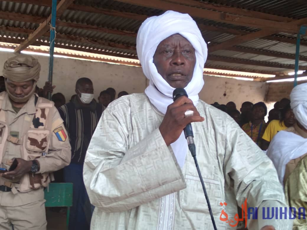 Campagne présidentielle au Tchad : Mahamat Saleh Brahim fait un démenti