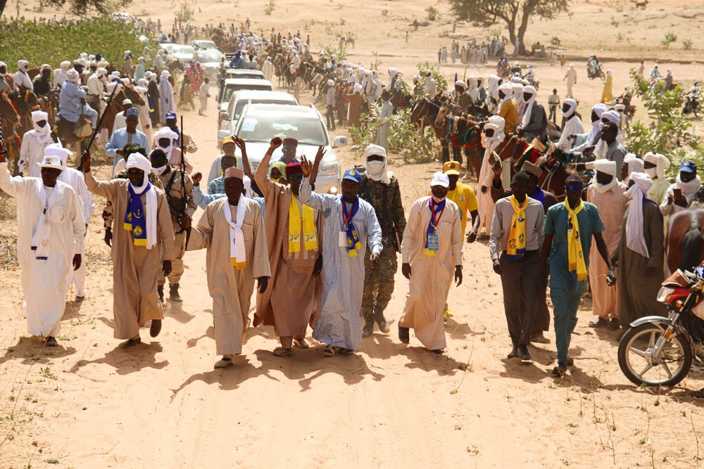 Élections au Tchad : le MPS à la conquête des électeurs à Chokoyan, au Ouaddaï