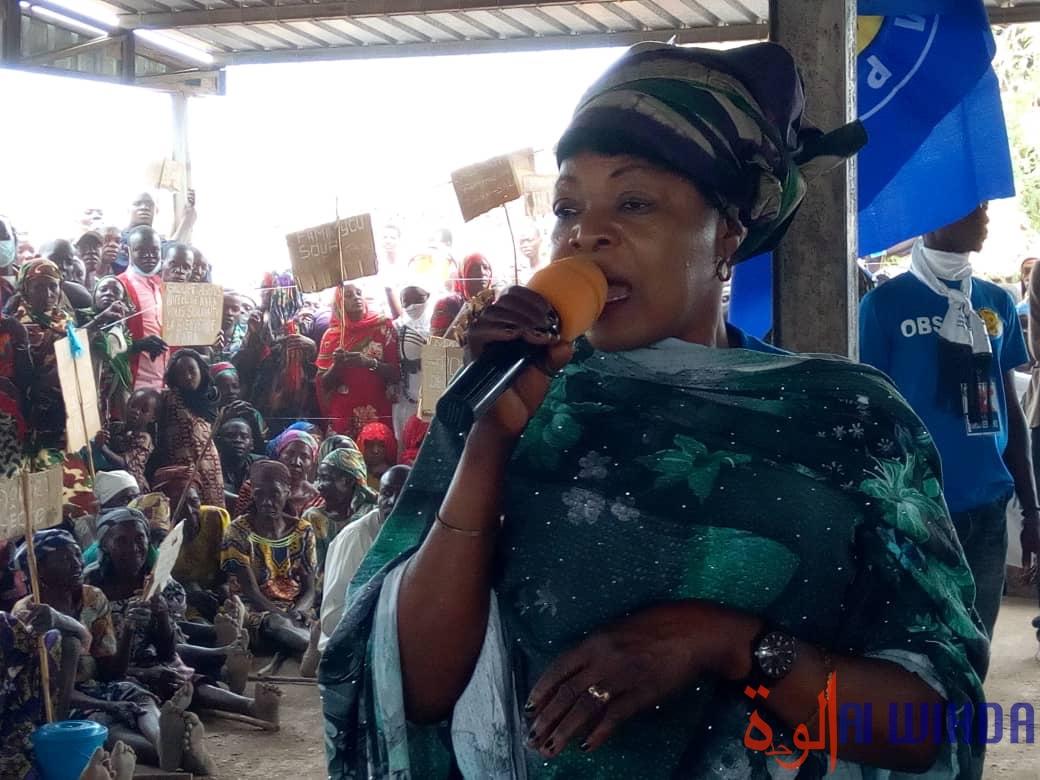 Tchad : le G10 du général Mahamat Saleh Brahim mobilise les électeurs au Logone Oriental