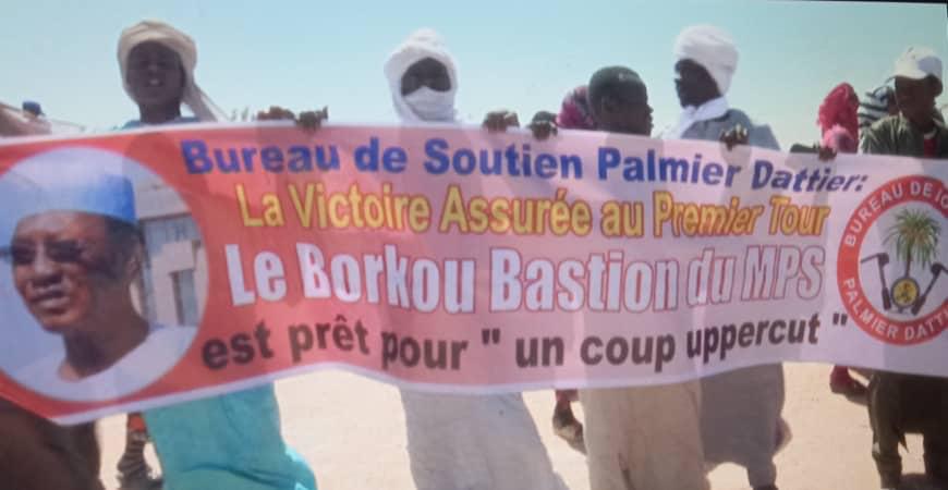 """Tchad : """"Le palmier dattier"""" sensibilise les électeurs au Borkou"""