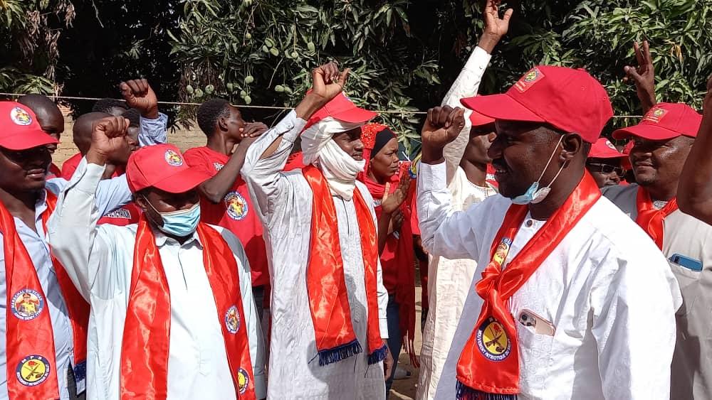 """Élections au Tchad : """"Nouvelle génération"""" mobilise les électeurs à N'Djamena"""