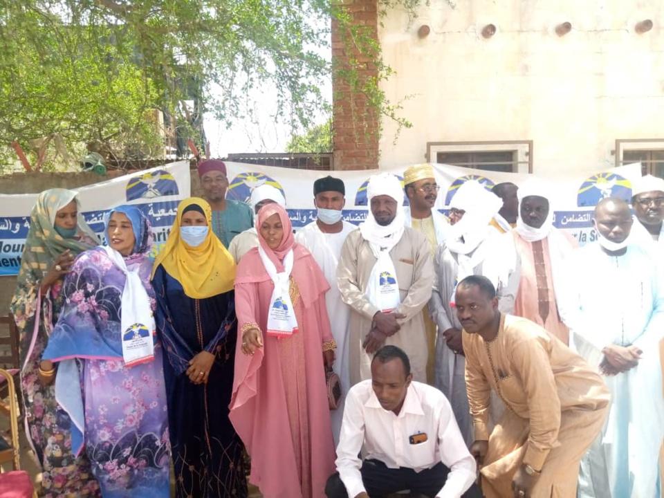 Tchad : une assistance aux victimes d'un incendie à Abéché