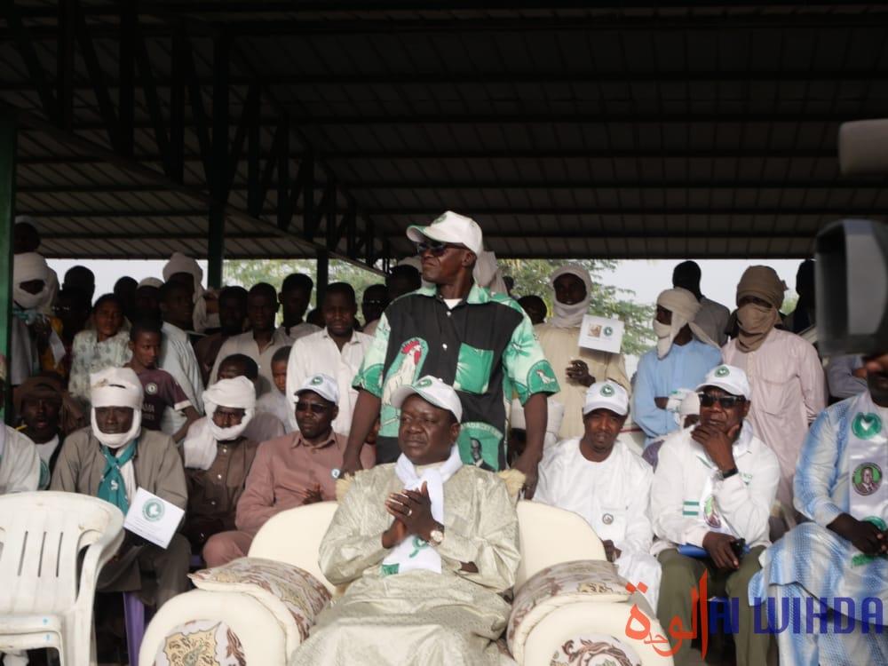 """Tchad : """"ce n'est pas une élection de village, c'est une élection nationale"""", Pahimi Padacké"""
