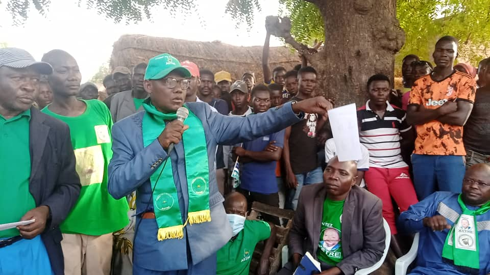Élections au Tchad : le parti ASTRE mobilise les électeurs au Guera
