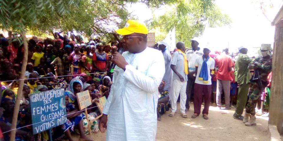 Tchad : au Mayo Kebbi Ouest, Me. Padaré donne les dernières consignes de vote