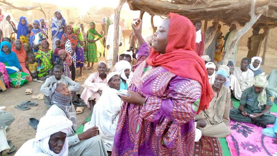 Tchad : la population de Batha-Ouest mobilisée pour le retrait des cartes d'électeurs