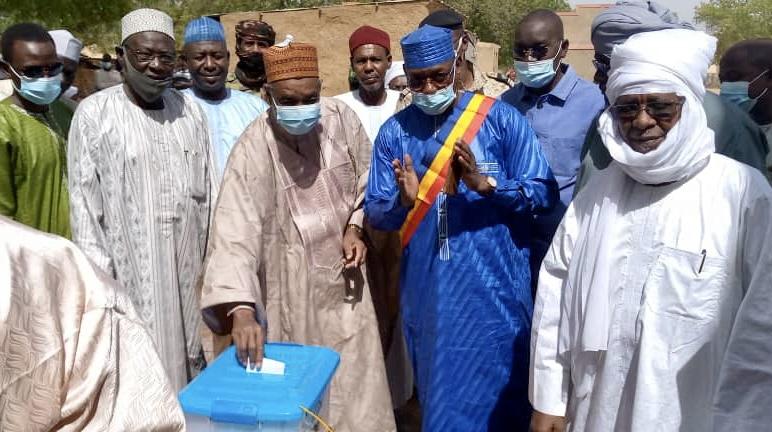 Élections au Tchad : journée de vote dans les 913 bureaux du Batha