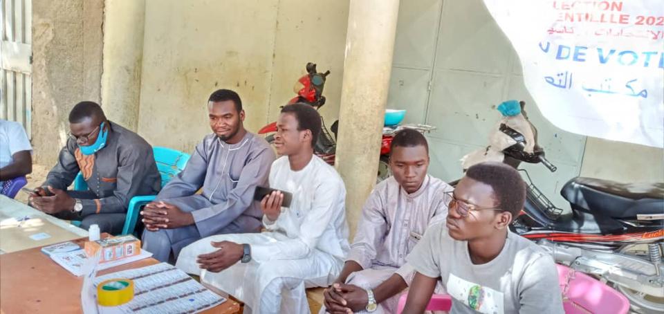 Présidentielle au Tchad : fermeture des bureaux de vote