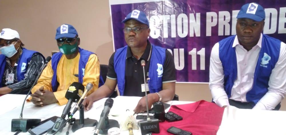 Tchad : la mission d'observation de la CASCIDHO juge l'élection crédible et transparente