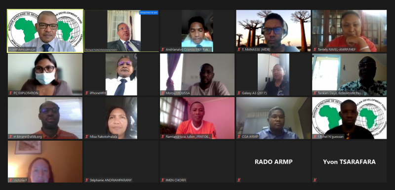 Stratégie-pays 2022-2026 : Madagascar et la BAD évaluent leur partenariat