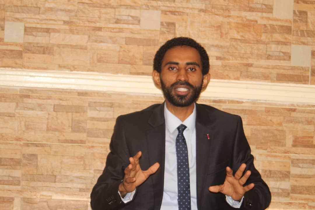 Mahmoud Ali Seid, président de la CASAC.