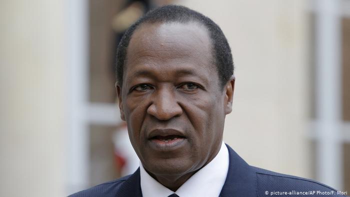 Burkina Faso : L'ex-président Compaoré bientôt jugé pour l'assassinat de Sankara