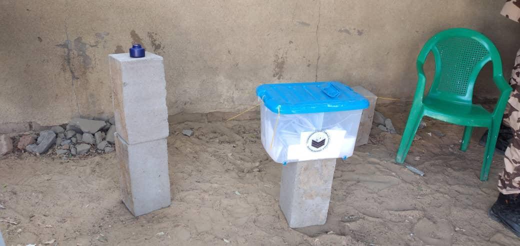 Tchad : L'A.D. A fait sa déclaration préliminaire sur le scrutin présidentiel