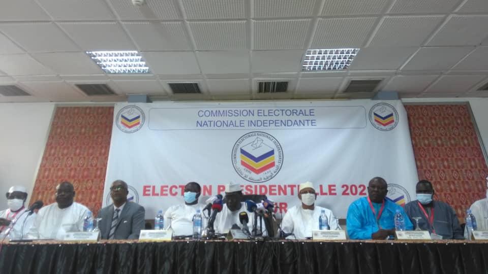 Présidentielle au Tchad : résultats partiels et provisoires dans la province de N'Djamena