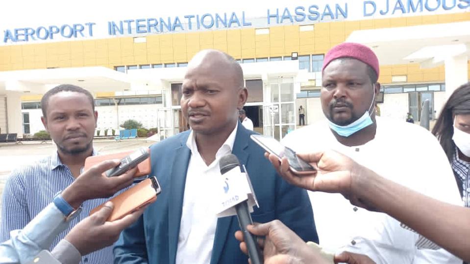 Sports : le tchadien Abakar Djermah Aumi élu vice-président de l'ACONA, zone 4