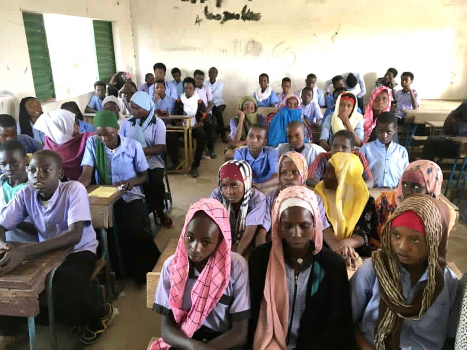 Tchad : Le CEG francophone de Massakory distingue son meilleur élève