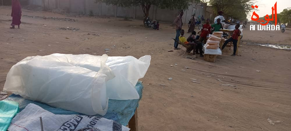 Tchad : hausse du prix des glaces en barre à N'Djamena