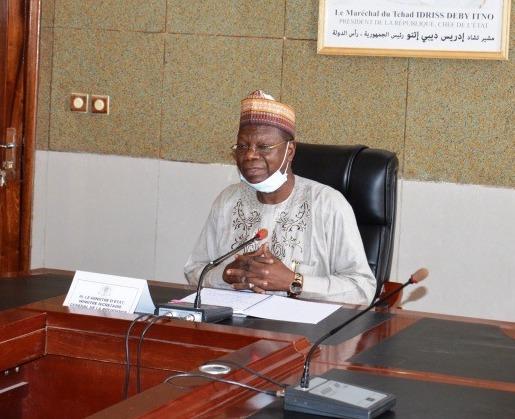 Tchad : le ministre d'État Kalzeubé Payimi a réuni le gouvernement pour une communication