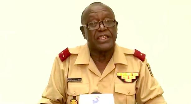 """Tchad : """"les forces de défense et de sécurité ont fini de traiter la colonne de terroristes"""""""