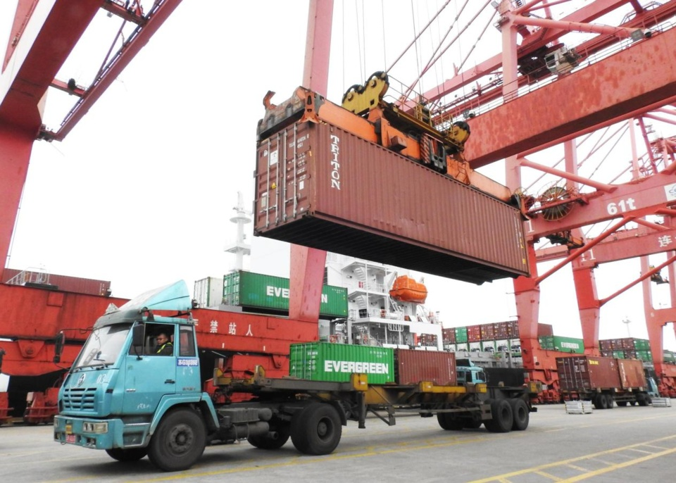 China's foreign trade has an auspicious start in 2021