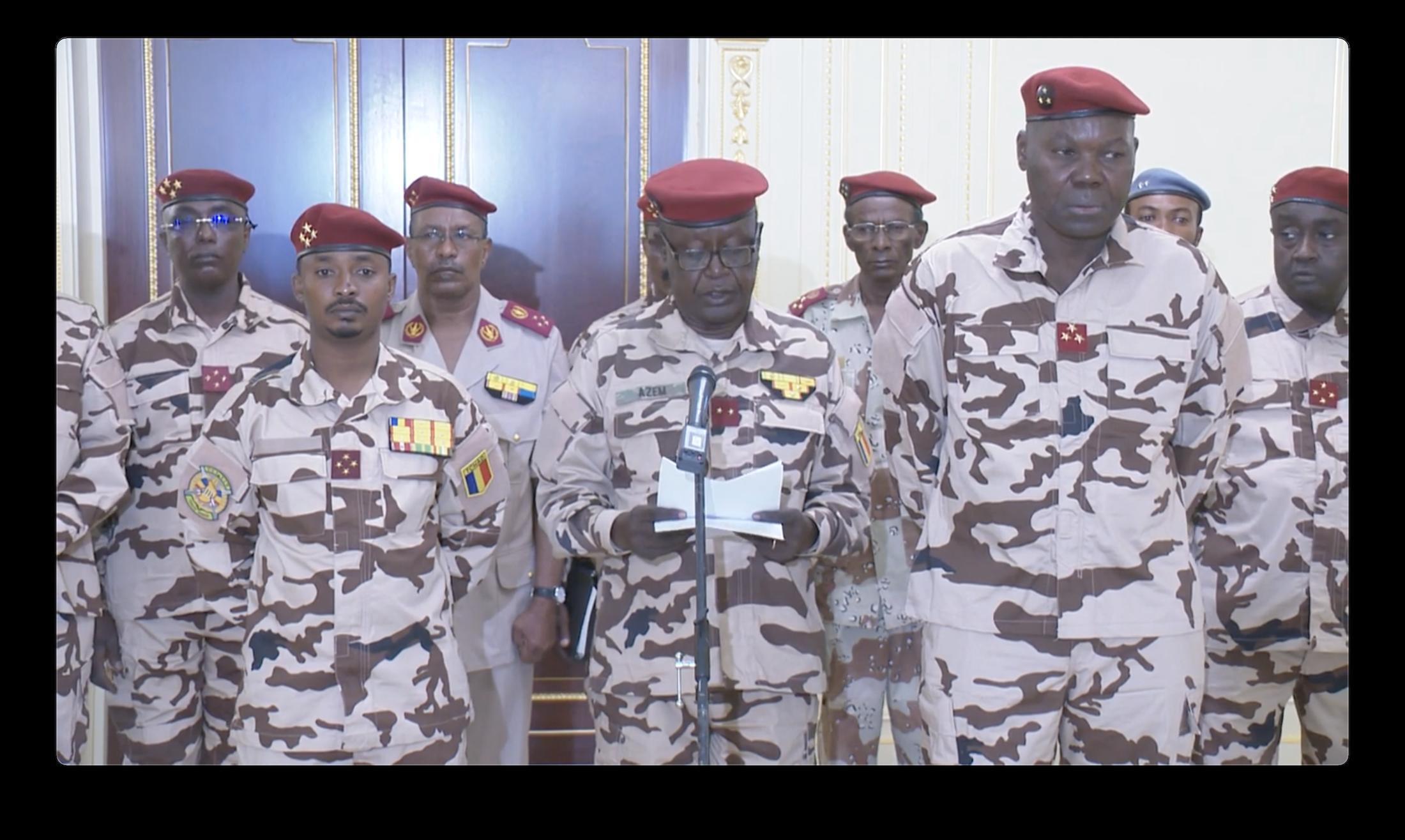 Tchad : Un gouvernement de Transition attendu très prochainement