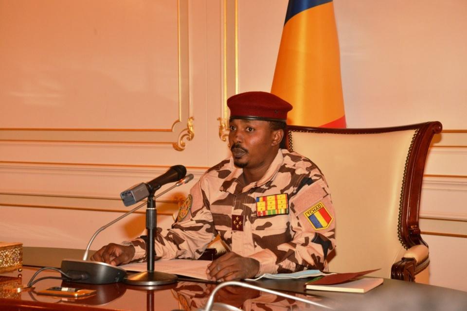 """Tchad : """"un gouvernement sera mis en place dans les prochains jours"""", Mahamat Idriss Deby"""