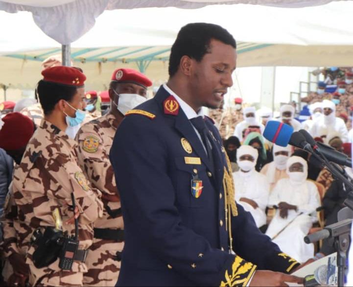 Tchad : l'hommage d'Abdelkerim Idriss Deby au Maréchal