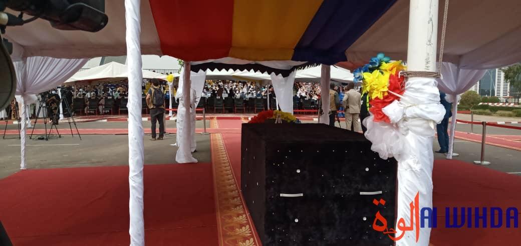 Tchad-UA : vers une mission d'enquête de haut niveau sur la mort du président Deby