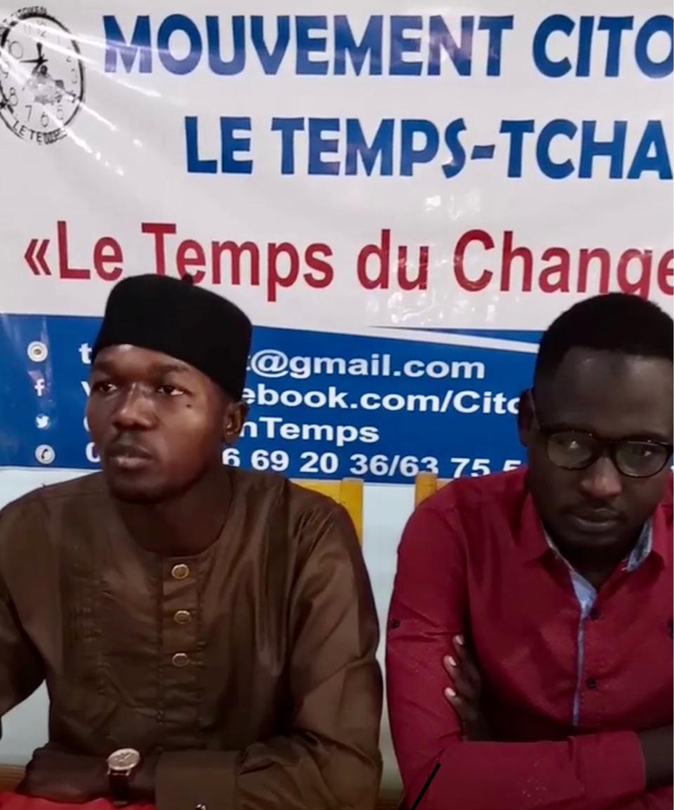 Tchad : la société civile appelle à manifester contre la confiscation du pouvoir