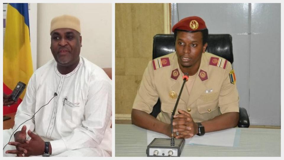 Tchad : Aziz Mahamat et Abdelkerim Idriss maintenus au cabinet de la Présidence