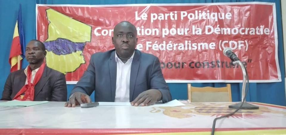 Tchad : La CDF appelle l'UA à appliquer la Charte Africaine de la Démocratie