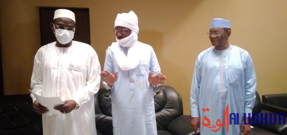 """Tchad : """"lutter contre l'injustice est mon sacerdoce"""", Mahamat Ahmat Alhabo"""