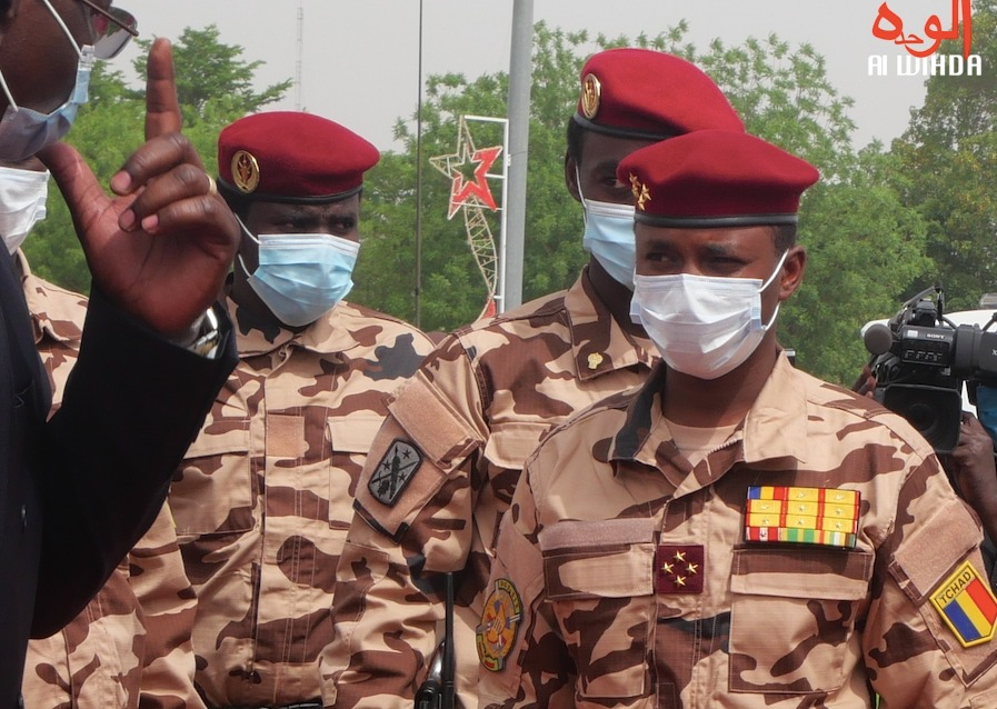 Le général Mahamat Idriss Deby. ©️ Malick Mahamat/Alwihda Info