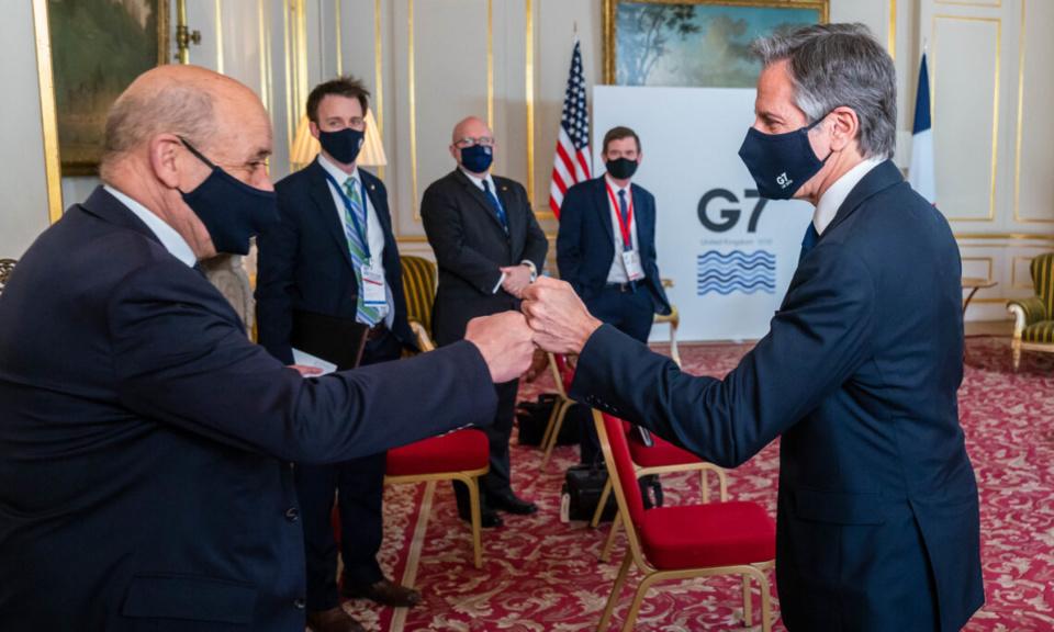 """Tchad : les USA et la France échangent sur la """"nécessité d'une transition démocratique"""""""