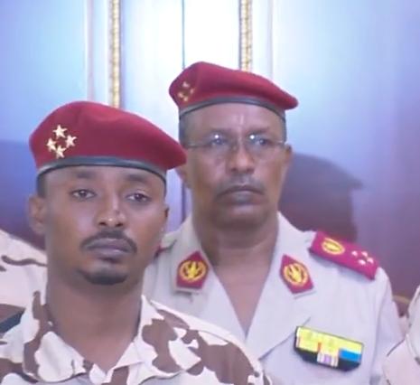 Tchad : le général Bichara Issa Djadallah nommé chef d'état-major particulier du président