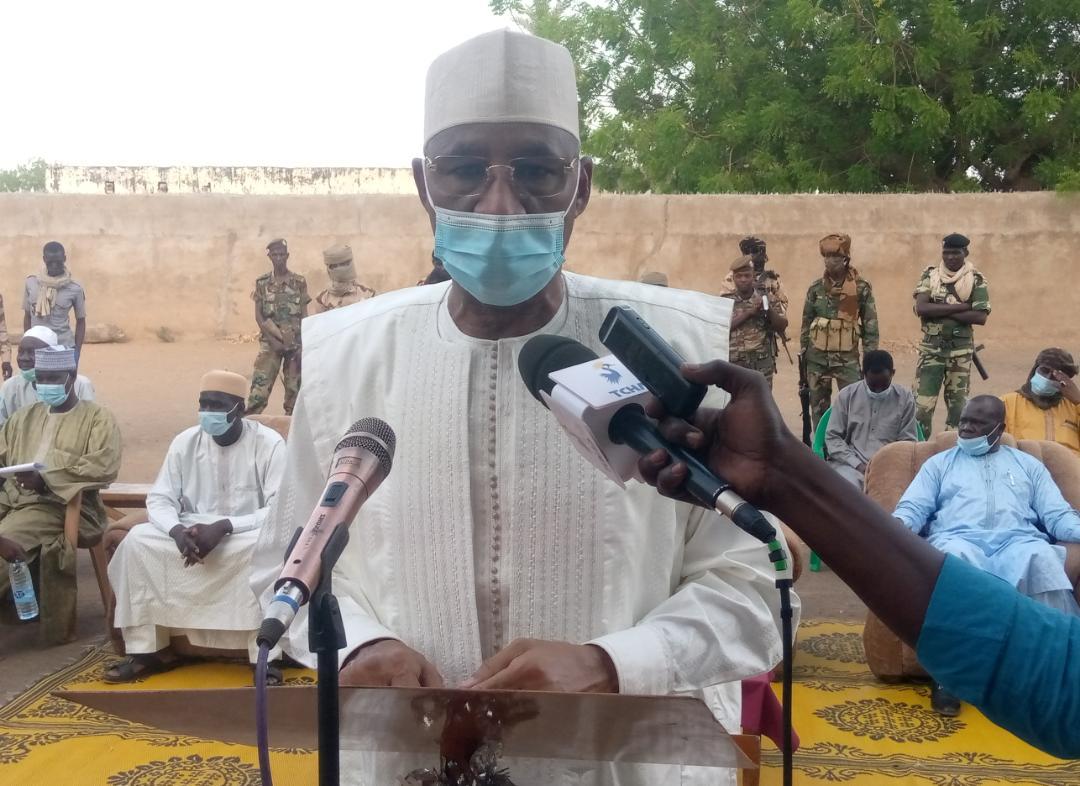 Tchad : Une prière pour la paix organisée à Mongo