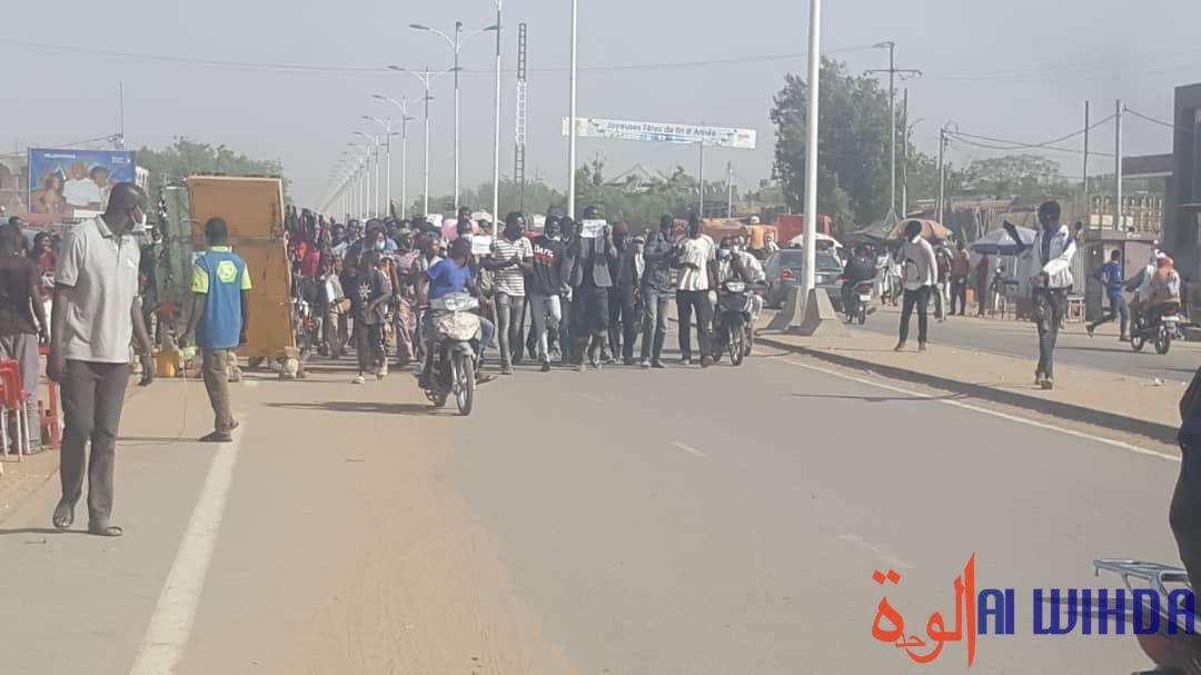Tchad : les manifestations pacifiques sont autorisées sous 4 conditions (gouvernement)